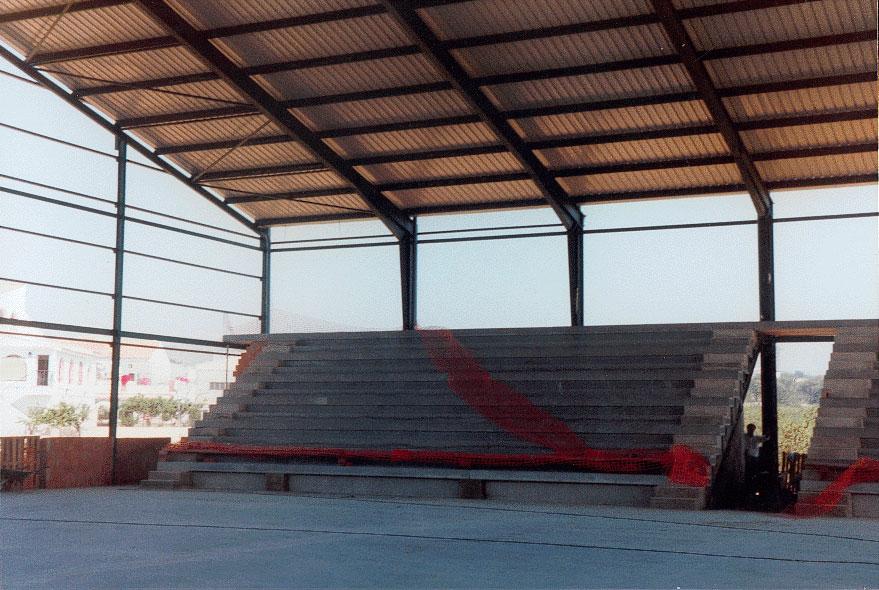 Sports complex Torreblanca.