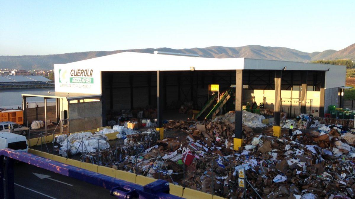 Verwertung von ungefährlichen und gefährlichen Abfällen