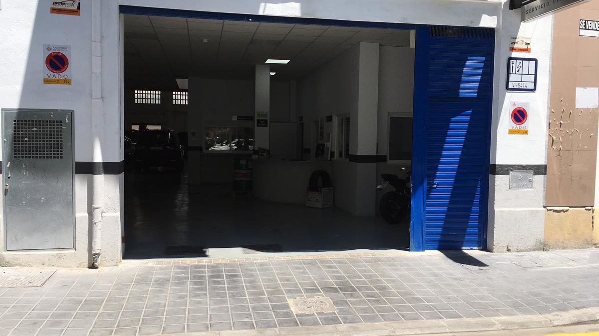 Rehabilitation Mechanical Workshop