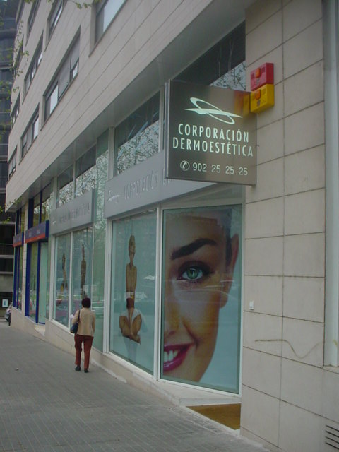 Klinik der Dermoesthetic Corporation